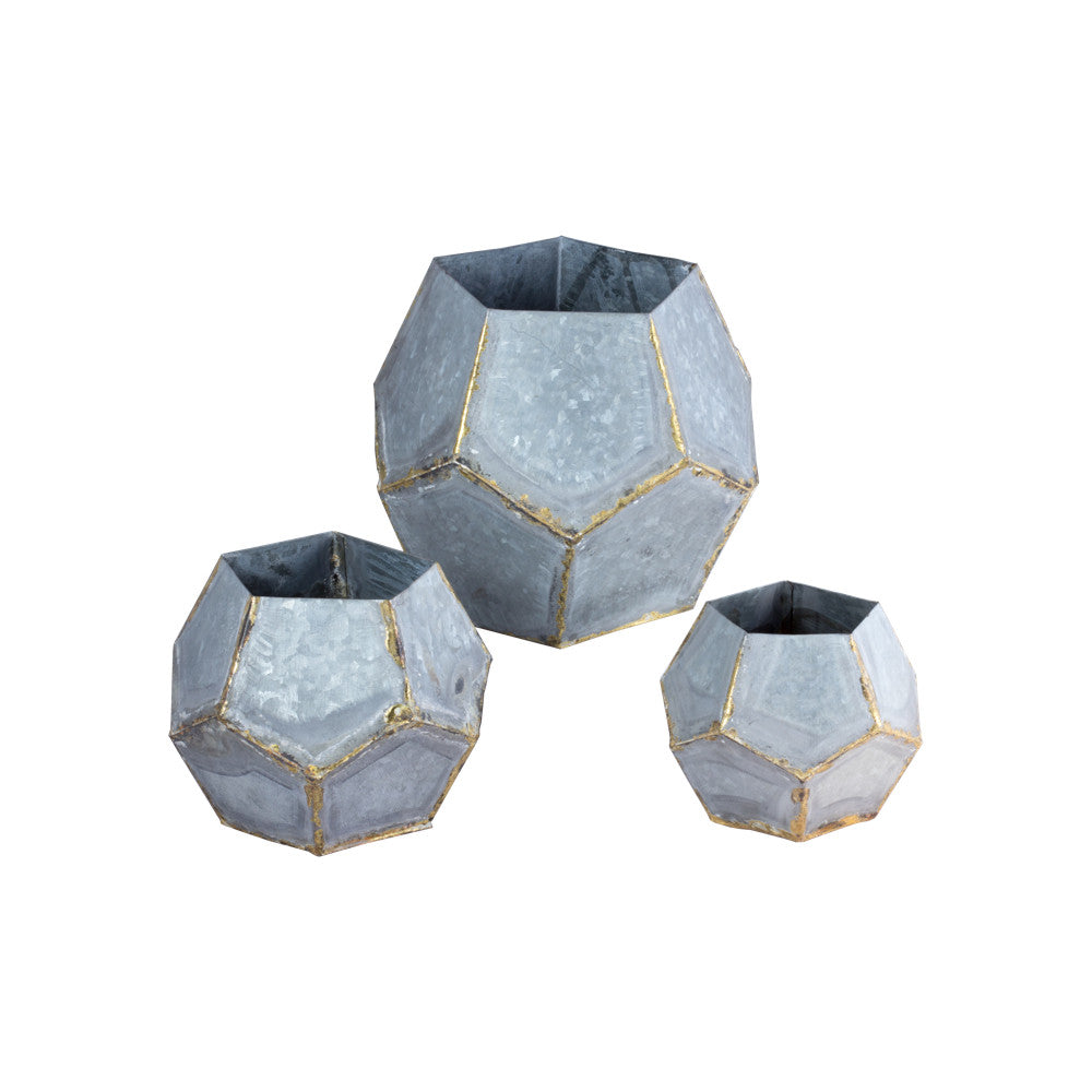 Polyhedron Containers