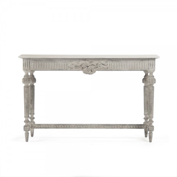 Moses Wooden Console Table