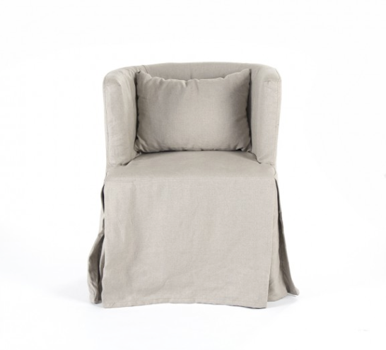 Zoey Sipcovered Tub Chair