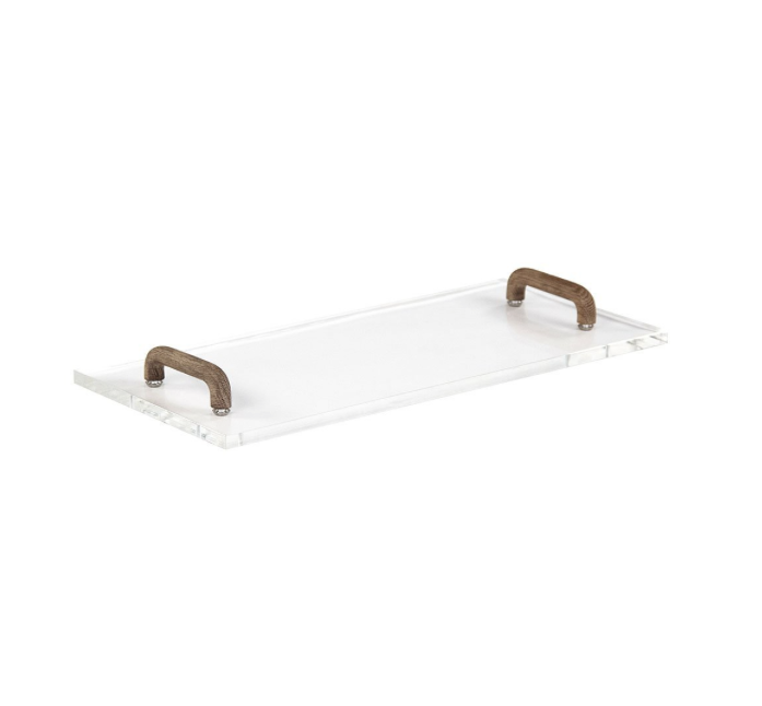 Joseph Acrylic Serving Board