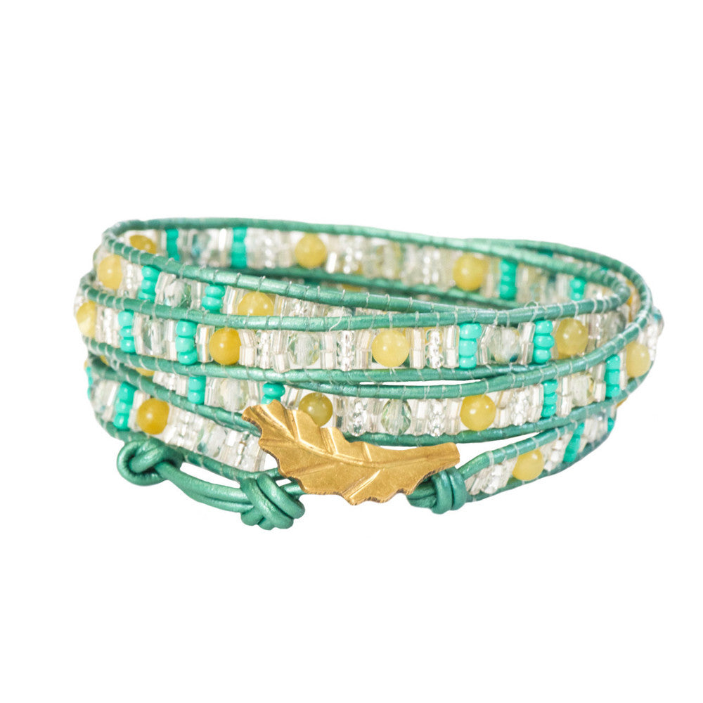 Sasa Seasons Spring 2016 Wrap Bracelet