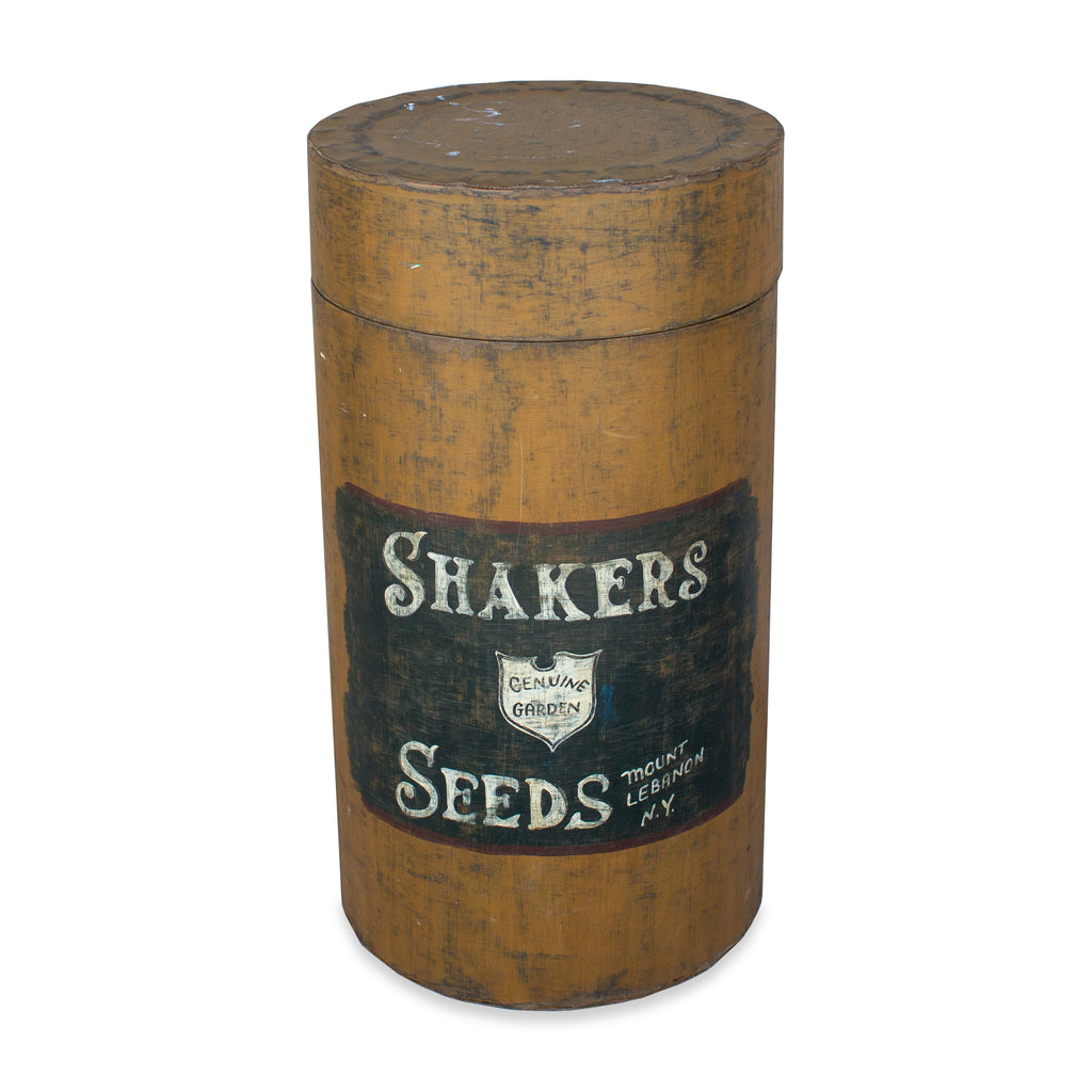Vintage Shakers Seeds Canister