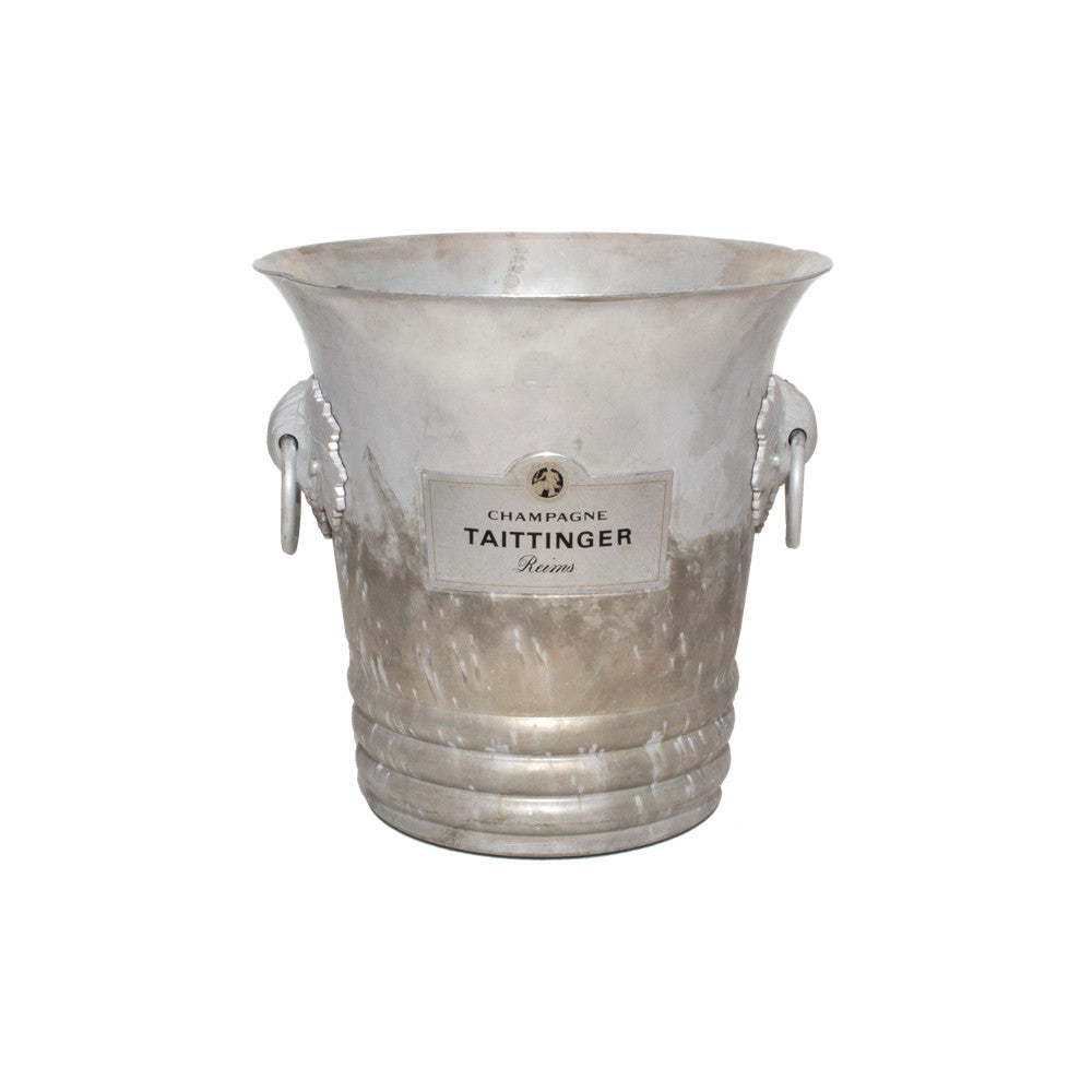 Vintage French Tattinger Wine Bucket