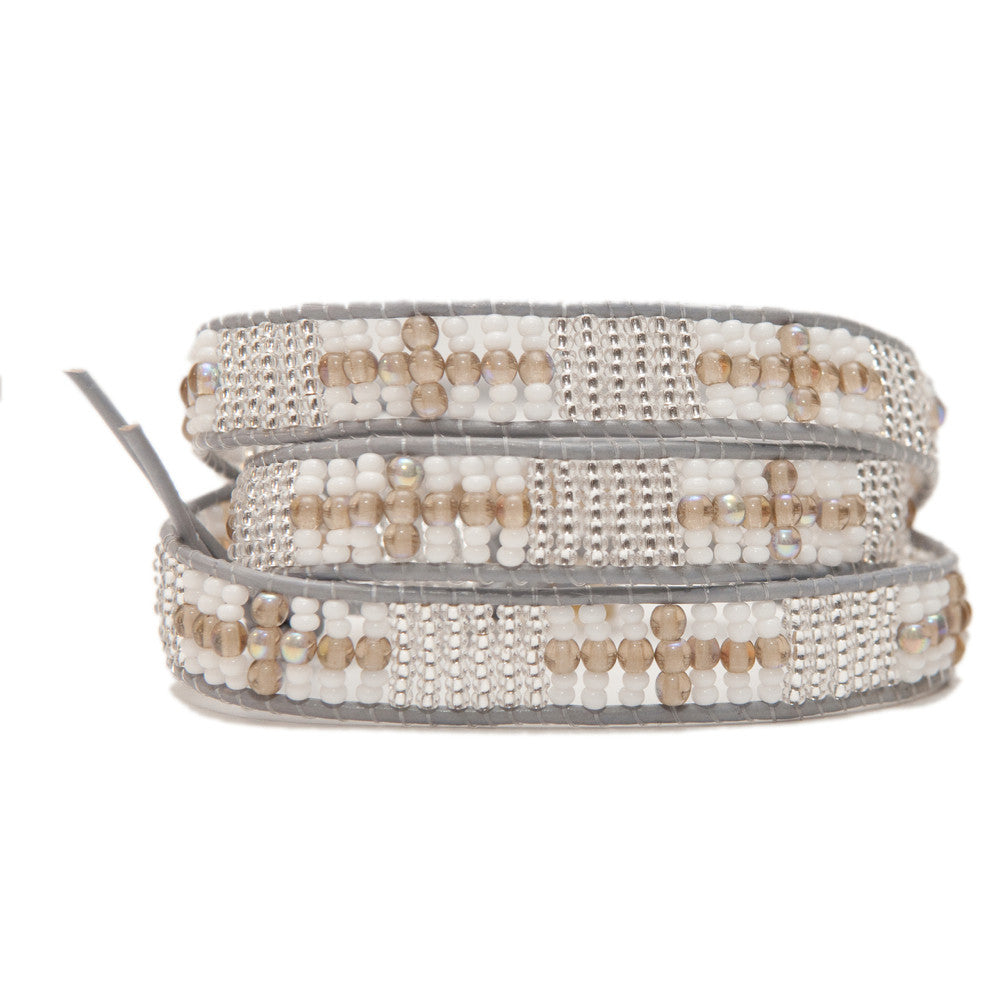 Sasa Designs Virginia Wrap Bracelet