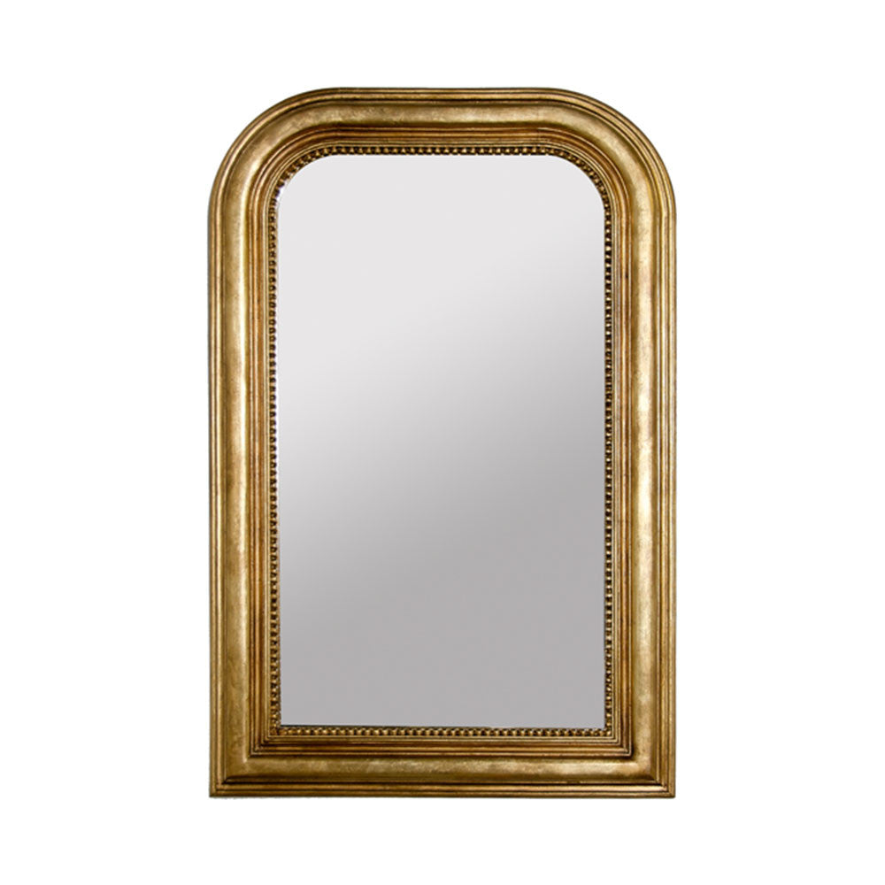 Waverly Gold Leafed Mirror