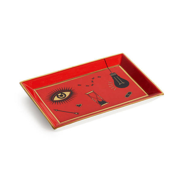 Bijoux Rectangle Tray from Jonathan Adler