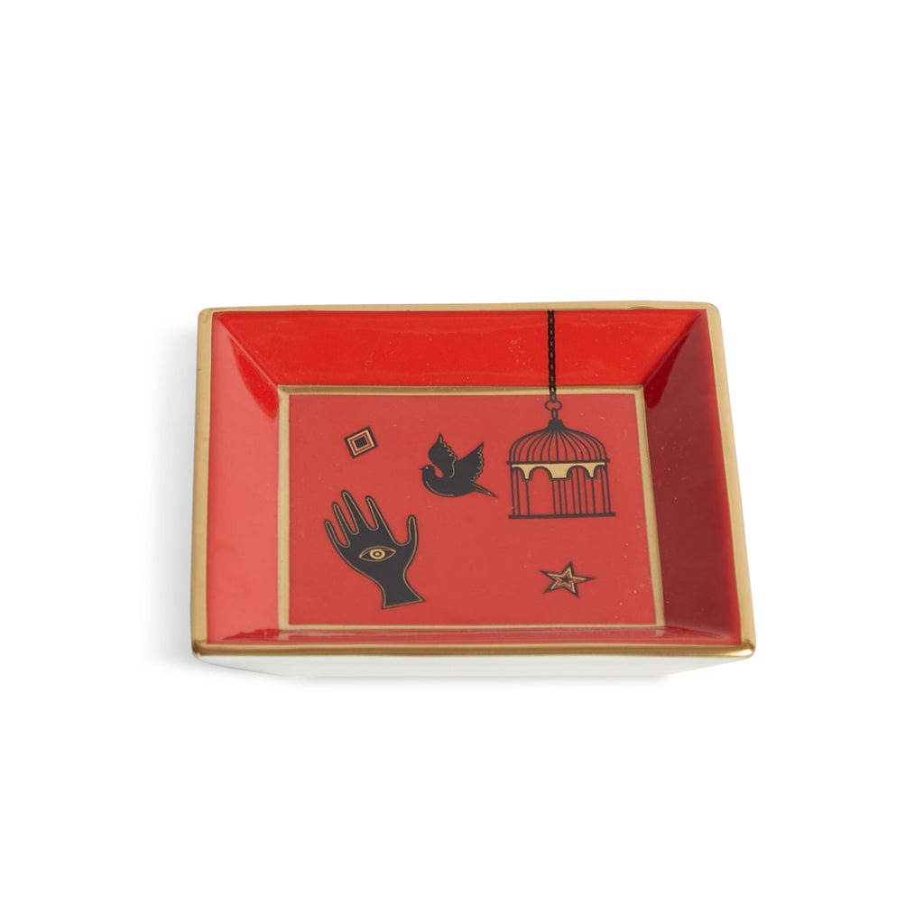 Bijoux Square Tray from Jonathan Adler