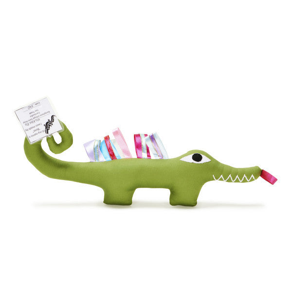HUSK Softies Plush Crocodile