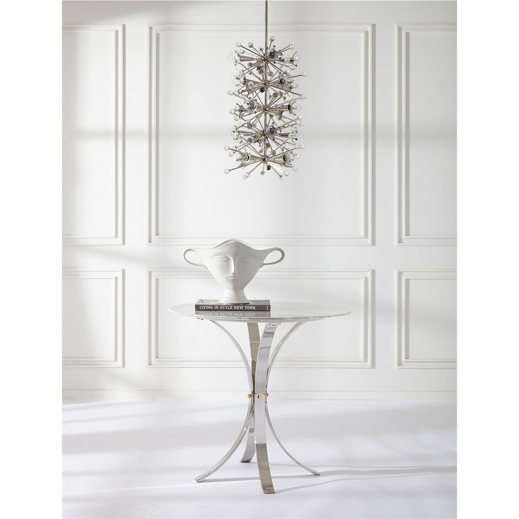 Electrum Café Table by Jonathan Adler