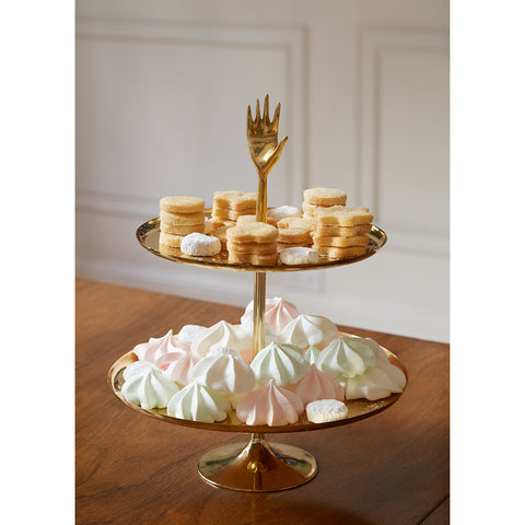Eve Two-Tier Tray from Jonathan Adler