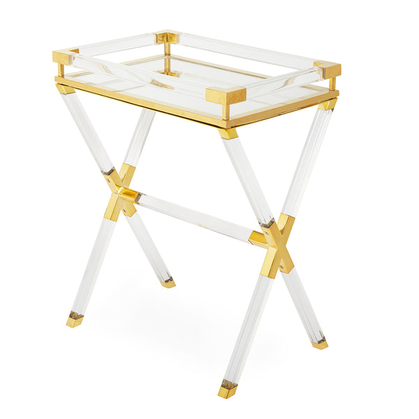 Jacques Tray Table by Jonathan Adler