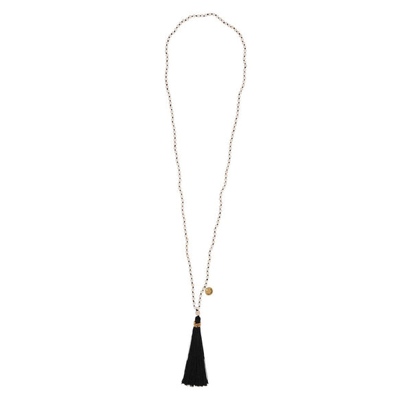 Satya Necklace - Black