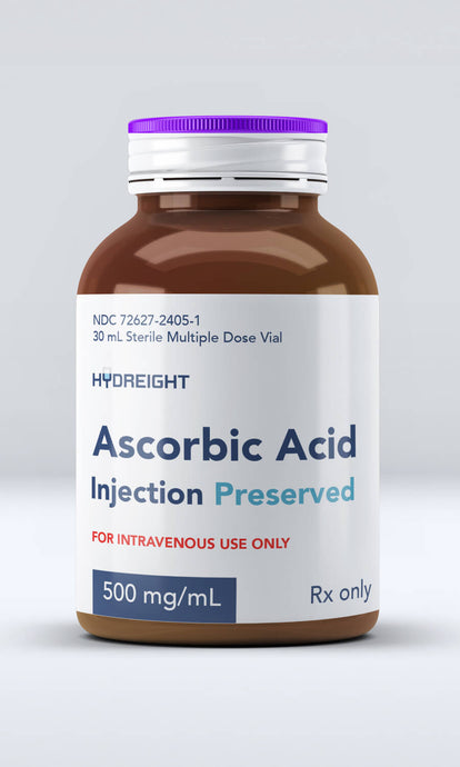Ascorbic Acid Tapioca Based (Preserved) **