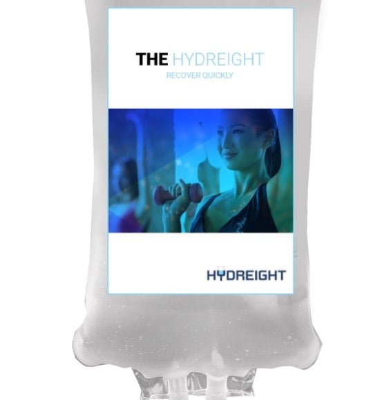 The Hydreight - Lactated Ringer Kit