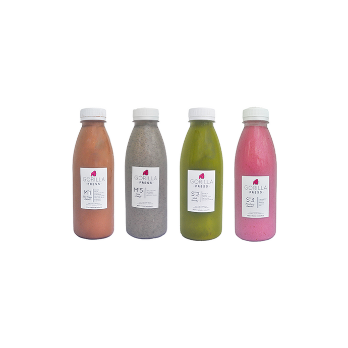 Smoothie + Nutmylk Variety Pack (520ml)