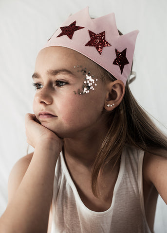 Rose star crown