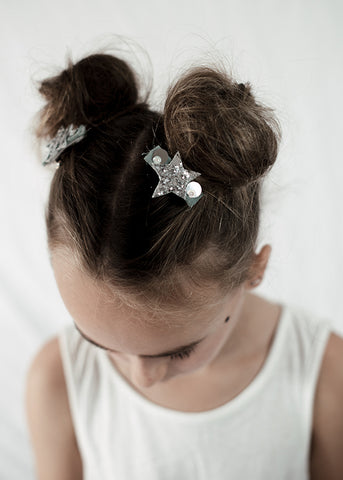 Mini Star Clips
