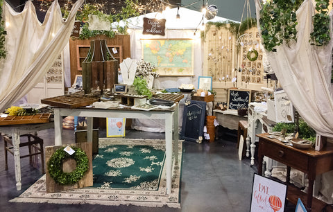 Ivy Barn Designs craft show