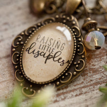 Raising Little Disciples Necklace (charms and beads included)