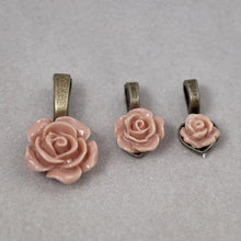 Rose Charm - various colors