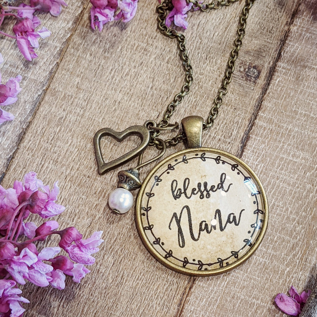 Blessed Nana Necklace