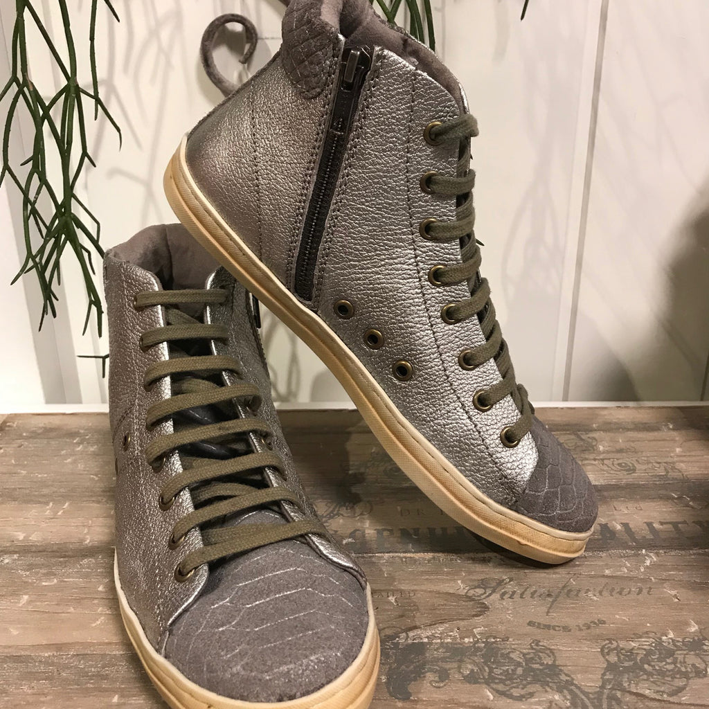 London Sneakers · Taupe