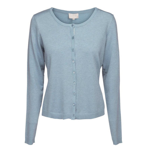 Zubasic 60 cardigan · Light blue