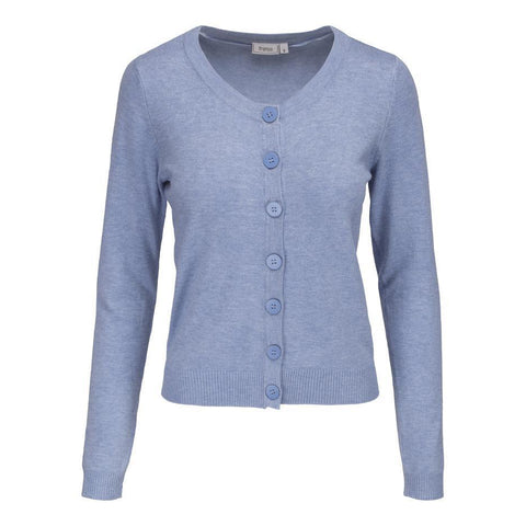 Zuvic 71 cardigan · Light blue