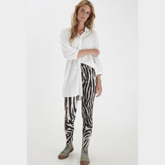 Fxteleggings · Black Zebra