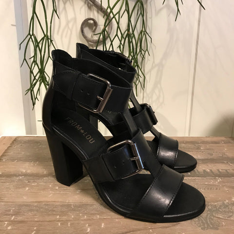 Pernille high heel · Black