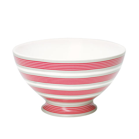 French Bowl · Red