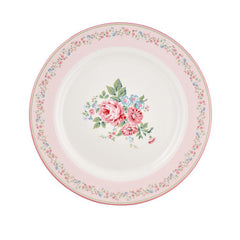 Marley Dinner Plate · White