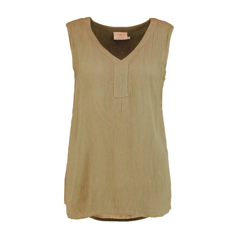 Amber top · Light Khaki