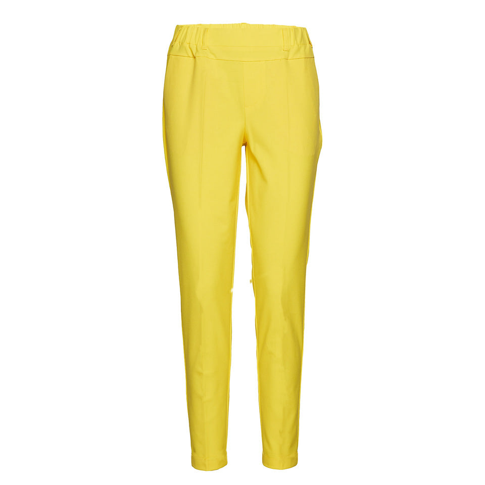 Jillian pant · Cyber Yellow