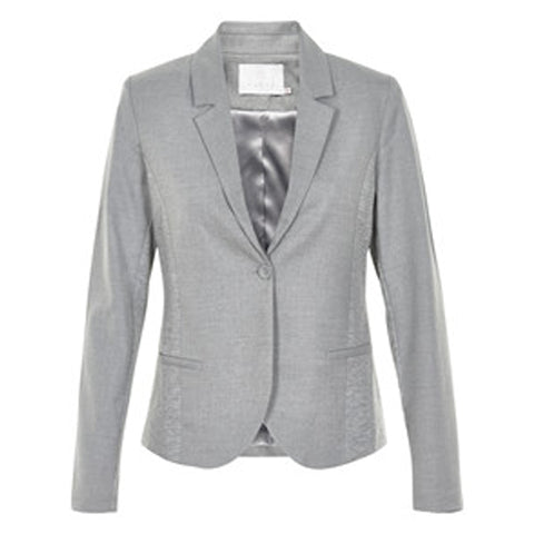 Aline Blazer · Light grey