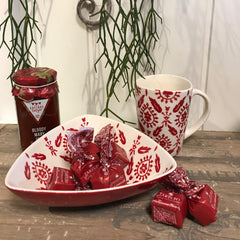 Krus Cottage Delight · Red