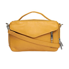 Christiane bag · mustard