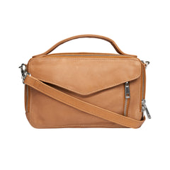 Christiane bag · cognac