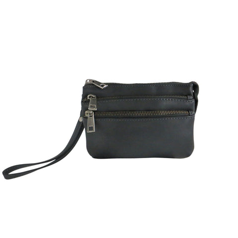 Zipper clutch · skind