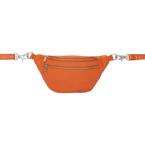 Astrid mini bumbag · Orange