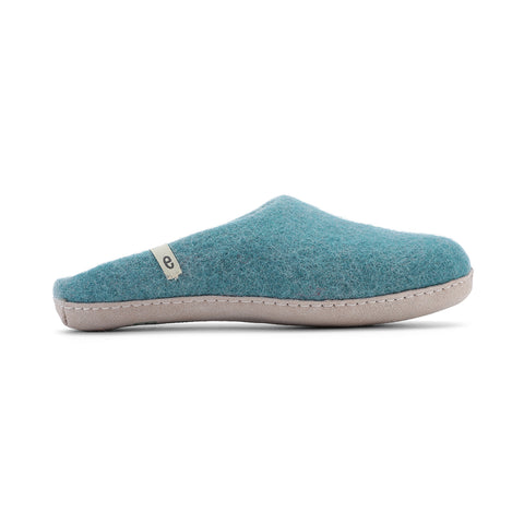 Slippers – Sea Blue
