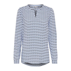 Macampa bluse · Light Blue
