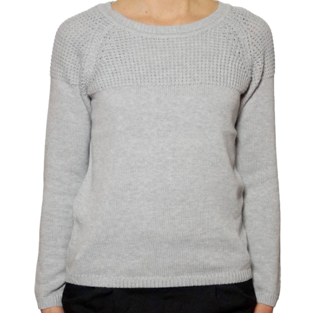 Zupo 2 pullover · Light Grey