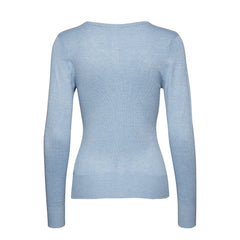 Zuvic 117 cardigan · Light Blue