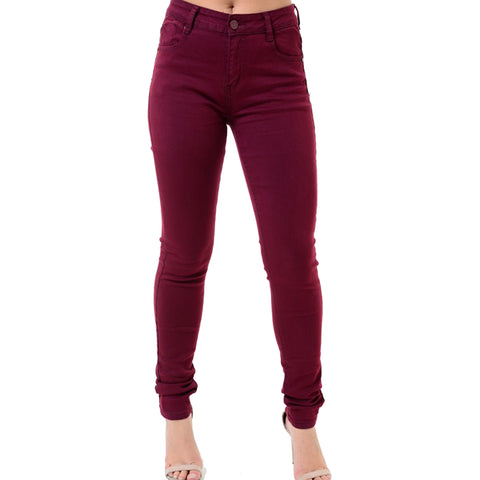 Perfect Jeans · Deep Wine