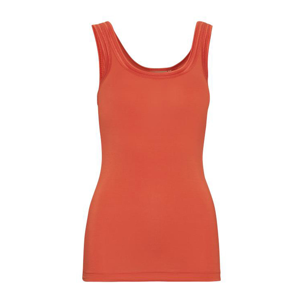Zulu 10 top · orange