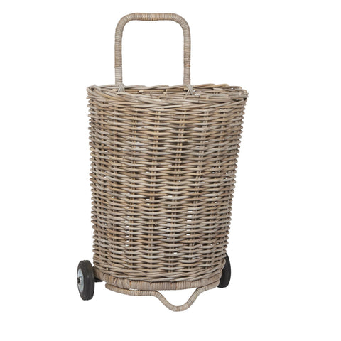 Havetrolley · rattan