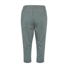 Jillian Capri Pant · Dusty Jade