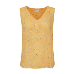 Kajanni top · Amber Yellow