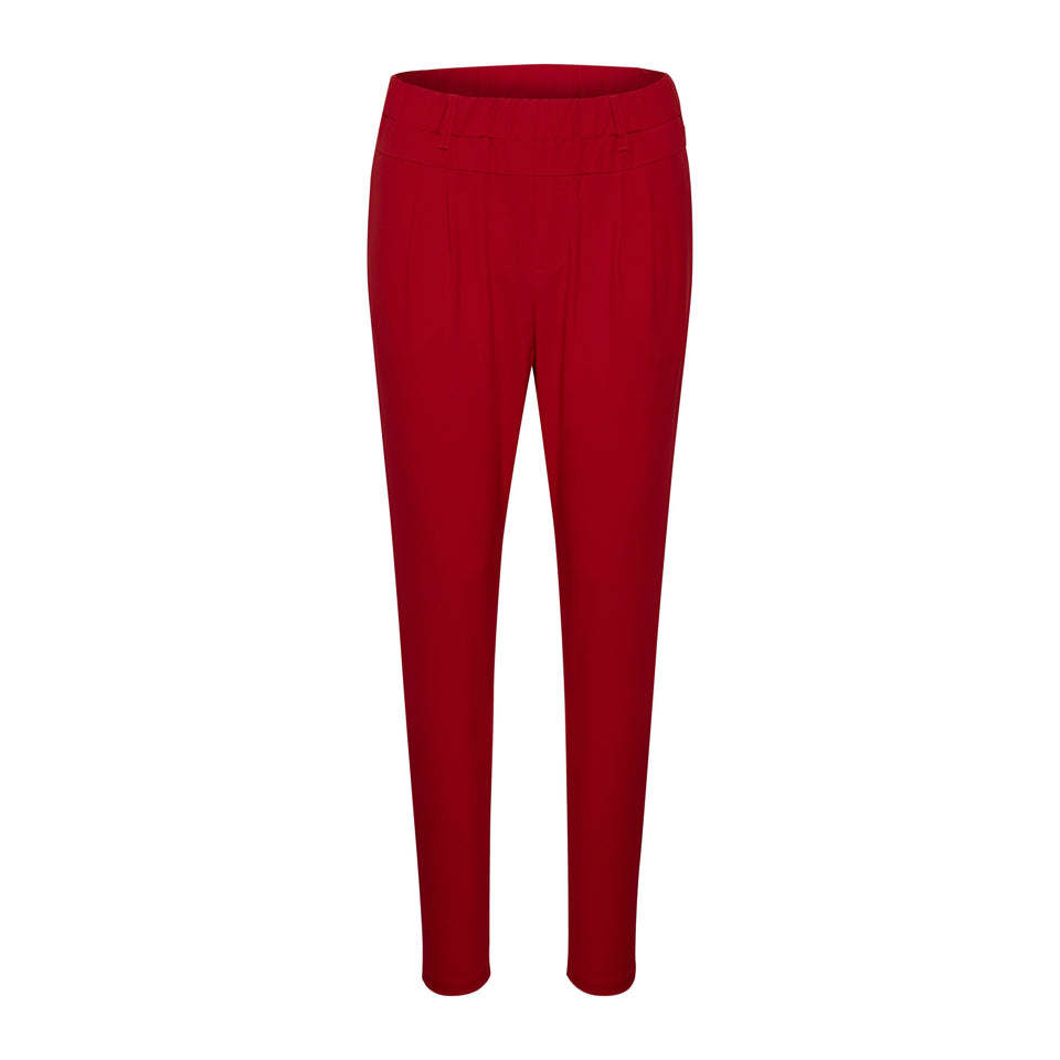 Jillian pant · Dark Red